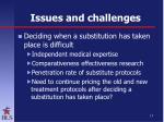 issues and challenges3