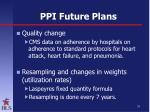 ppi future plans2