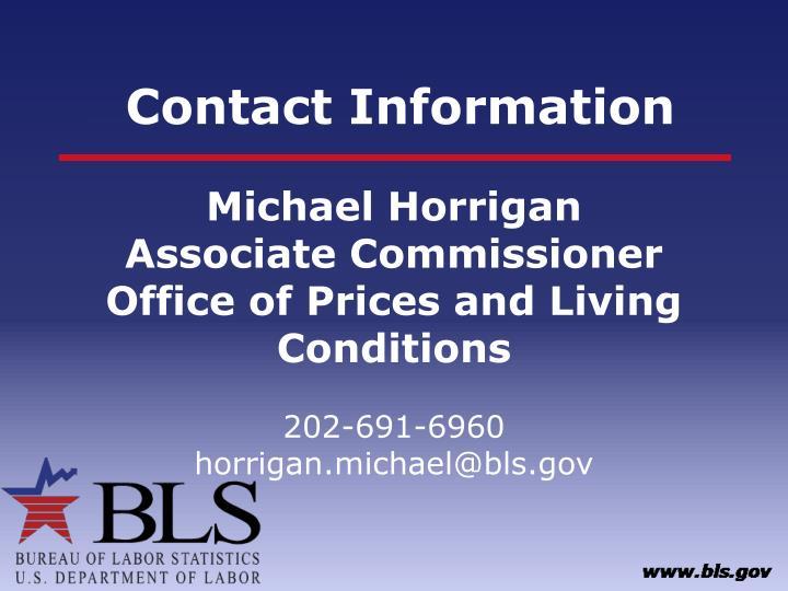 Michael Horrigan