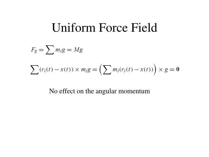 Uniform Force Field