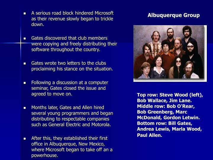 Albuquerque Group