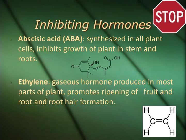 Inhibiting Hormones
