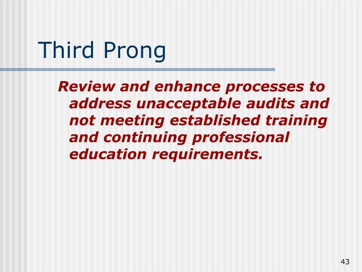 Third Prong