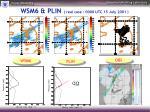 wsm6 plin real case 0000 utc 15 july 2001