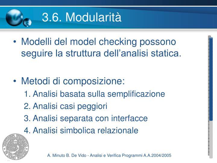 3.6. Modularità