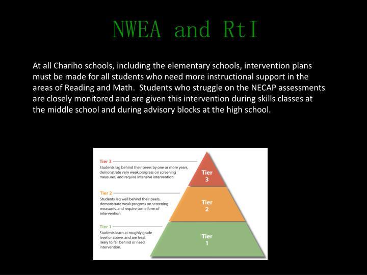 NWEA and RtI