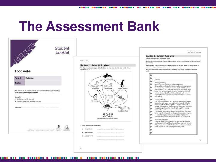 The Assessment Bank