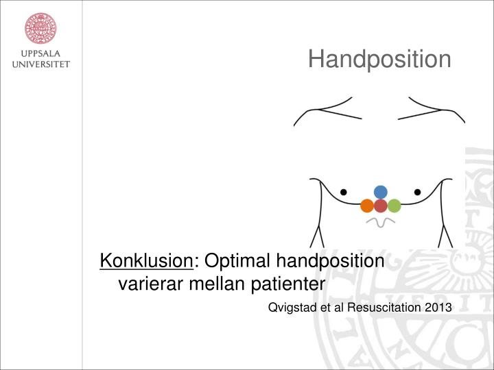 Handposition