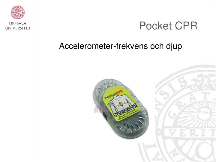 Pocket CPR