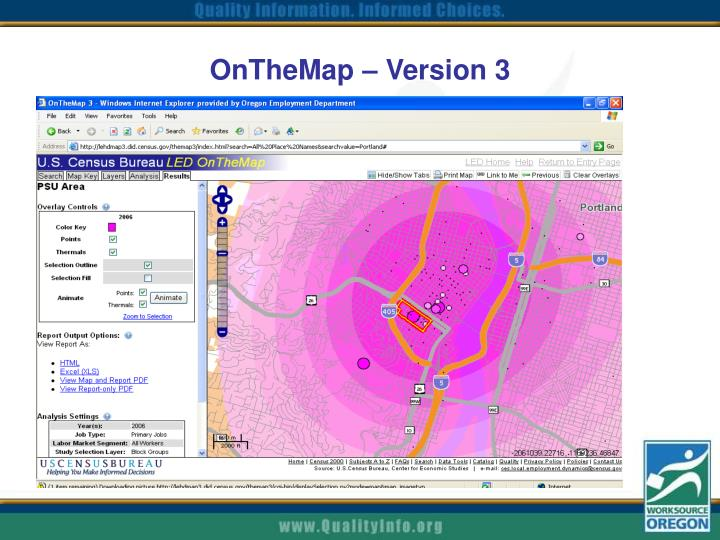 OnTheMap – Version 3