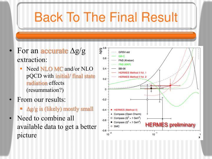 HERMES preliminary