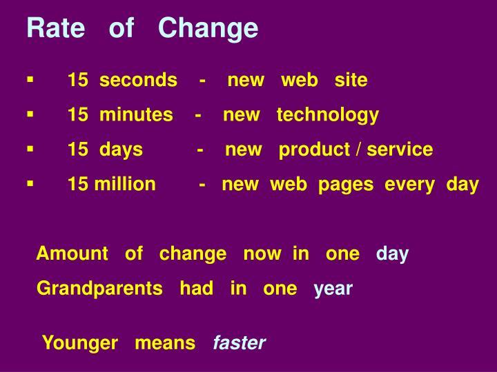 15  seconds    -    new   web   site
