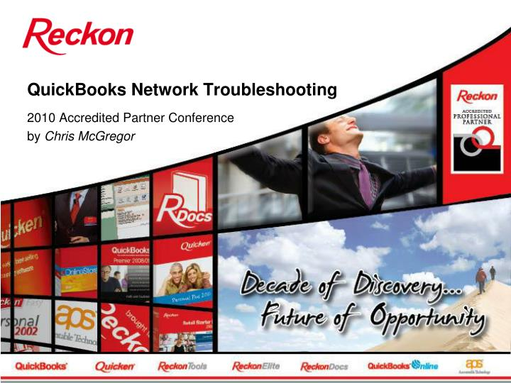 QuickBooks Network Troubleshooting