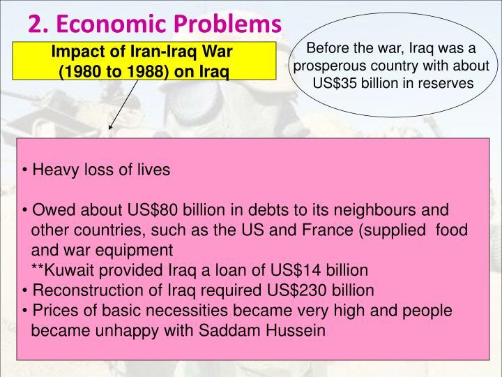 2. Economic Problems