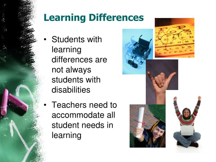 Learning Differences