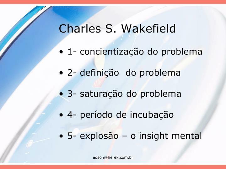 Charles S. Wakefield