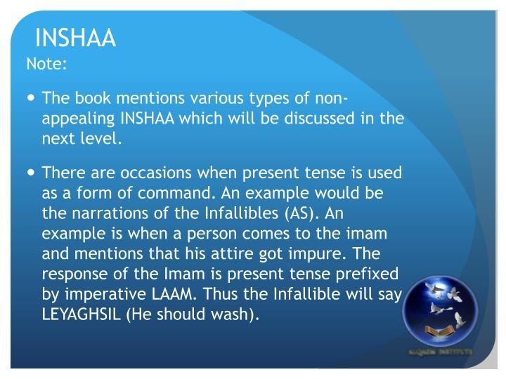 INSHAA
