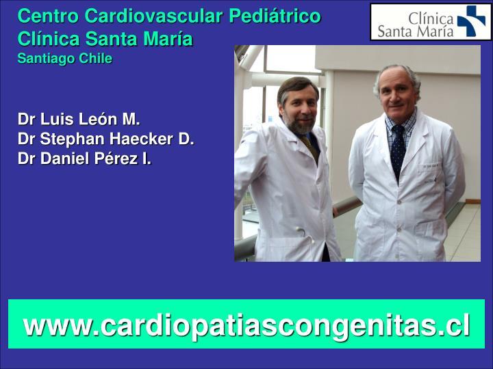 Centro Cardiovascular Pediátrico