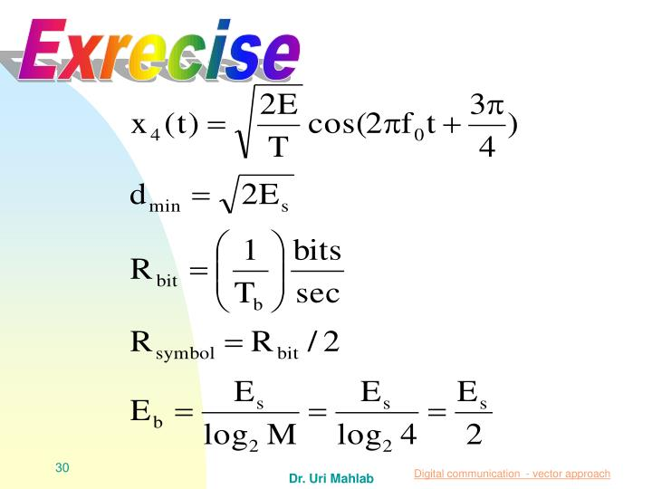 Exrecise