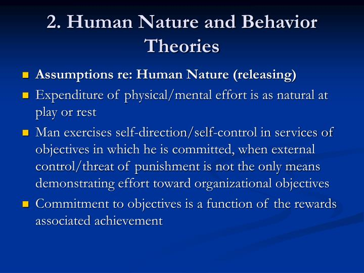 theories of human behavior A scientific theory presents an explanation about some aspect of human behavior or the natural world which is supported through repeated testing and experiments.
