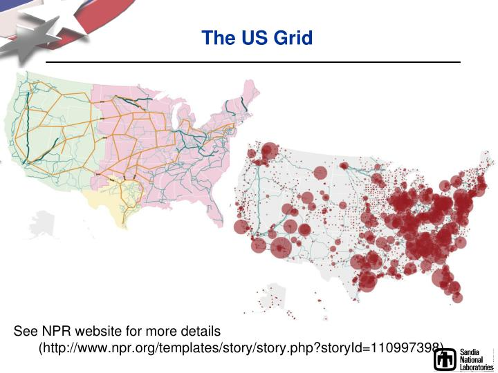 The US Grid