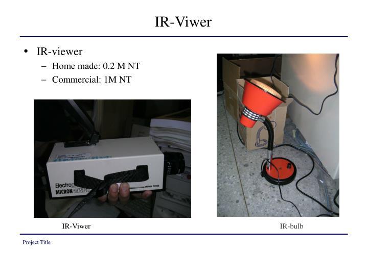 IR-Viwer