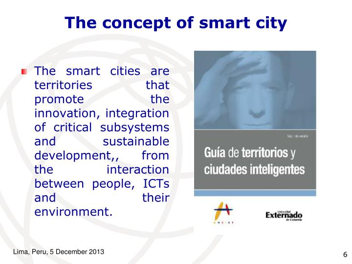 The concept of smart city