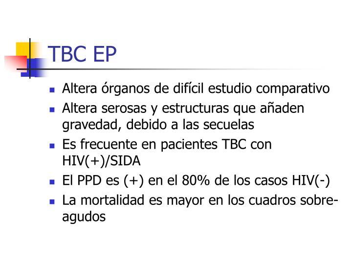 TBC EP