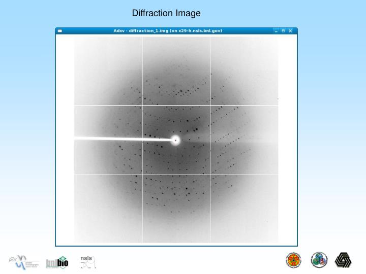 Diffraction Image
