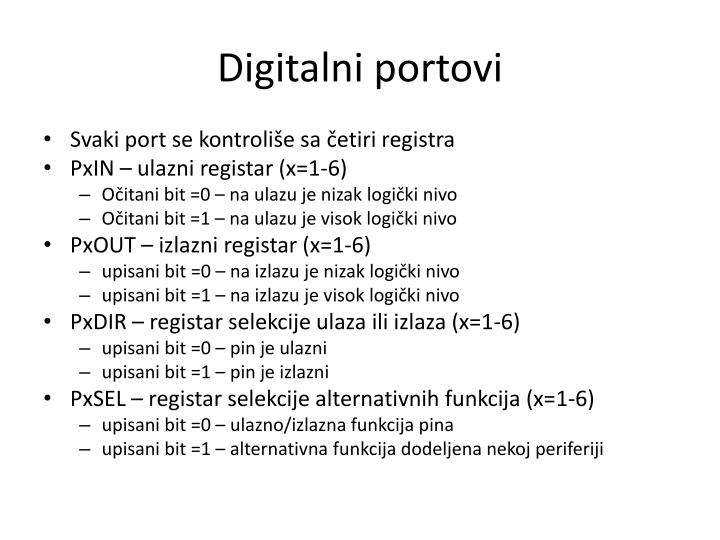 Digitalni portovi