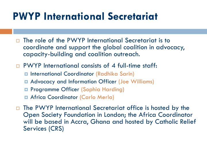 PWYP International