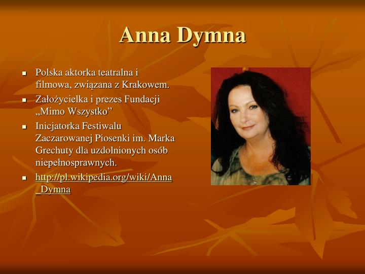 Anna Dymna