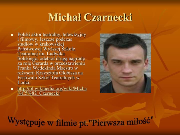 Michał Czarnecki