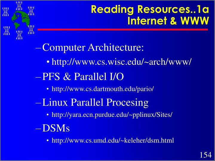 Reading Resources..1a