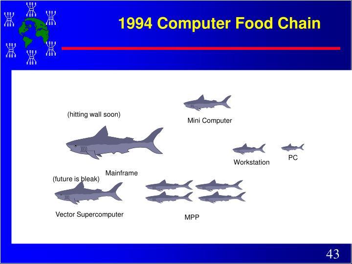 1994 Computer Food Chain