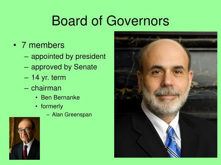 Board of Governors