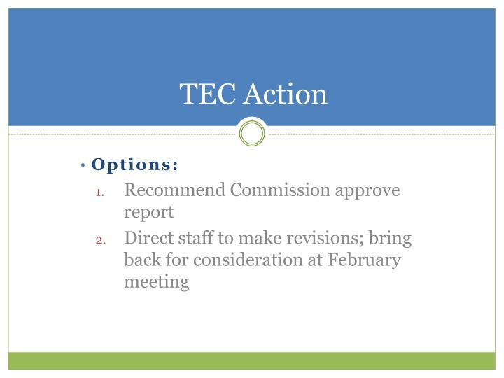 TEC Action