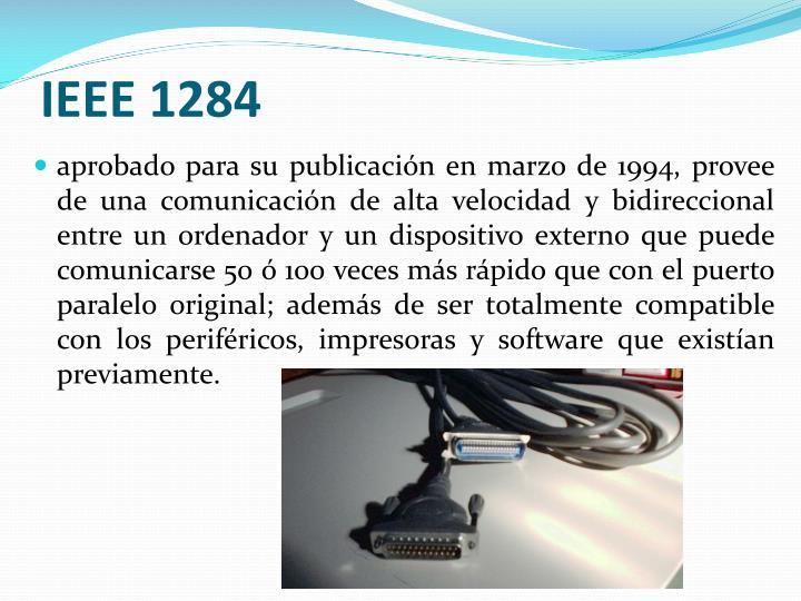IEEE 1284