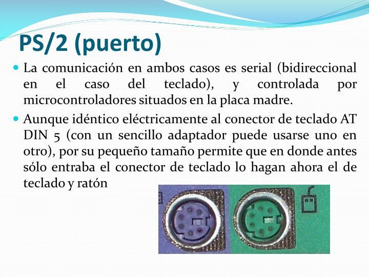 PS/2 (puerto)