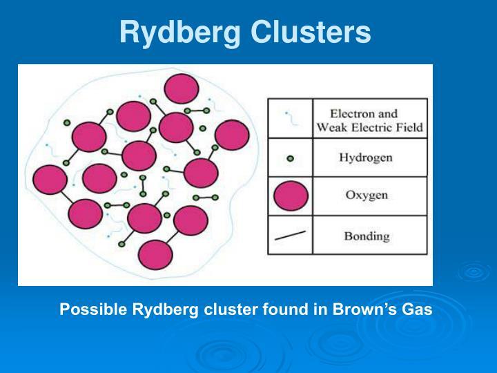 Rydberg Clusters
