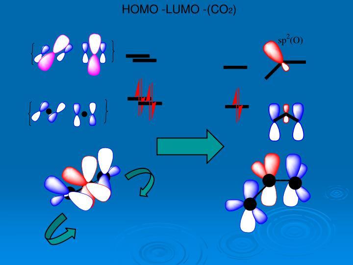 HOMO -LUMO