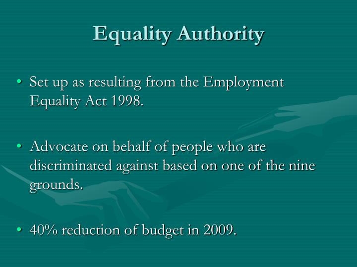 Equality Authority