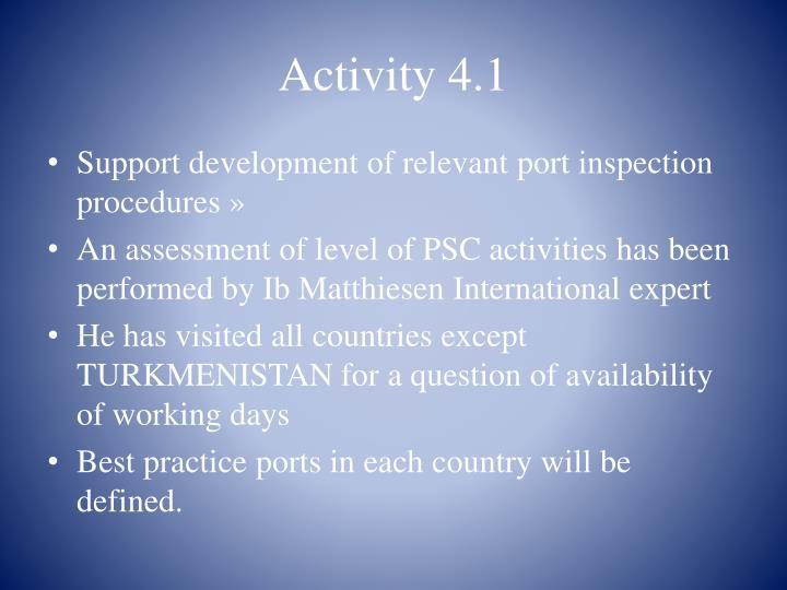 Activity 4.1