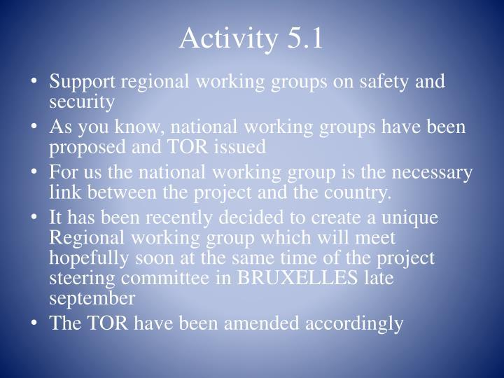 Activity 5.1