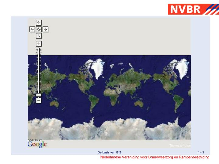 De basis van GIS
