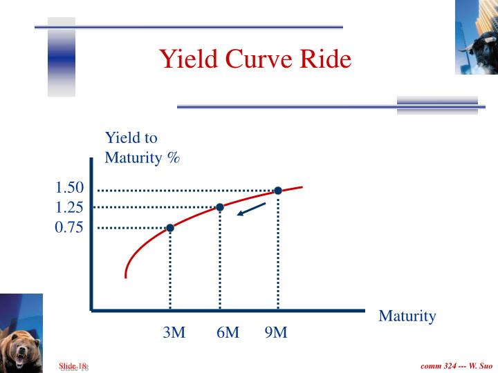 Yield to Maturity %