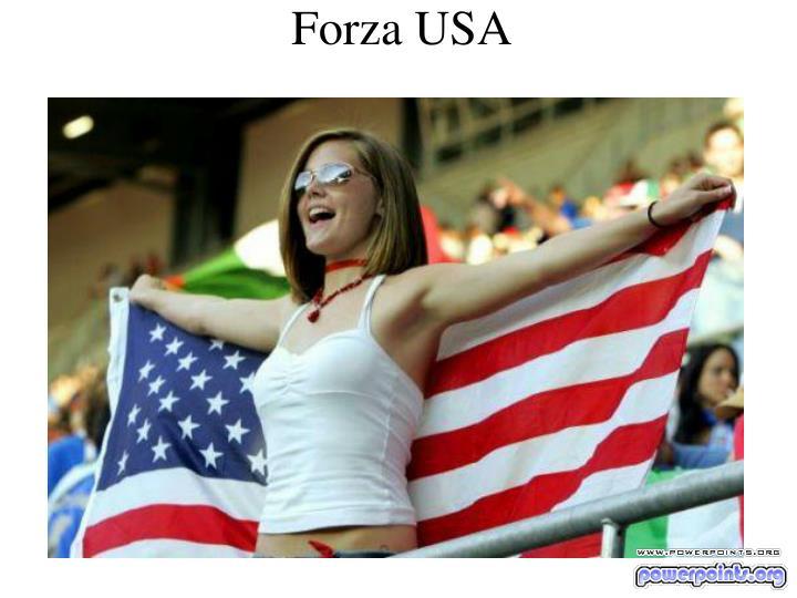 Forza USA