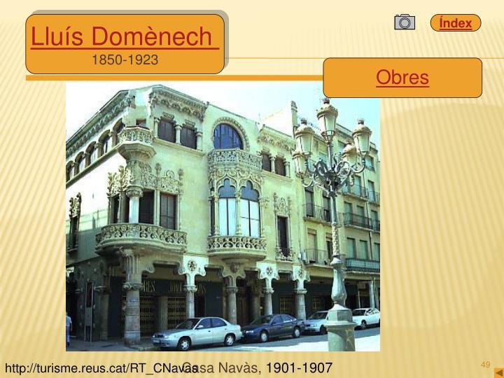 Lluís Domènech