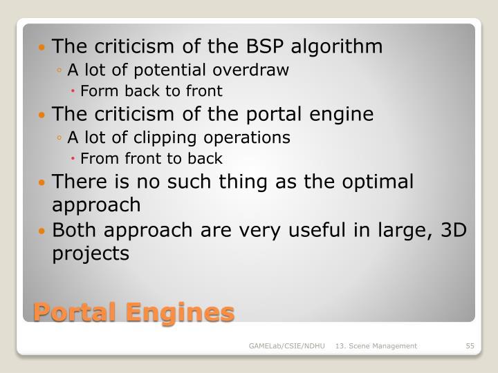 Portal Engines