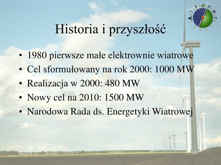 Historia i przyszłość